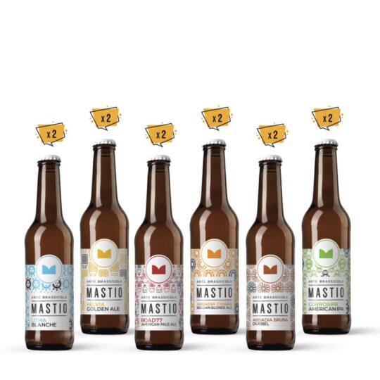 box 12 bottiglia birra linea tradizione