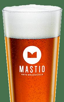 bicchiere di birra bionica
